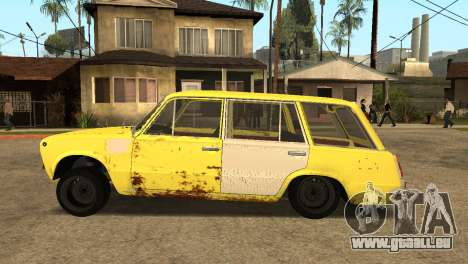 VAZ 2102 BK für GTA San Andreas linke Ansicht