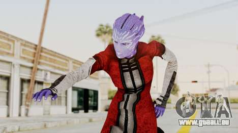 Mass Effect Council Tevos pour GTA San Andreas
