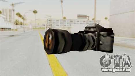Metal Slug Weapon 6 pour GTA San Andreas