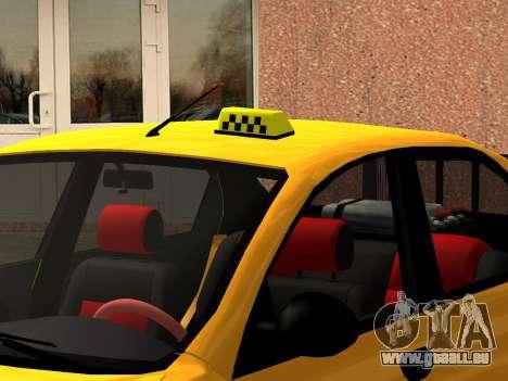 Daewoo Lanos (Sens) 2004 v1.0 by Greedy pour GTA San Andreas roue