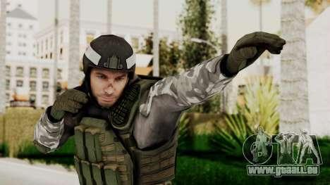Black Mesa - HECU Marine Medic v1 pour GTA San Andreas
