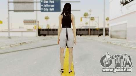 Mass Effect 3 Diana Allers für GTA San Andreas dritten Screenshot