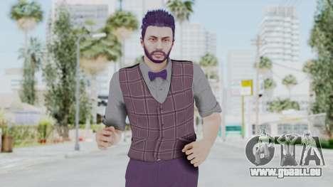 Skin de GTA 5 Online pour GTA San Andreas