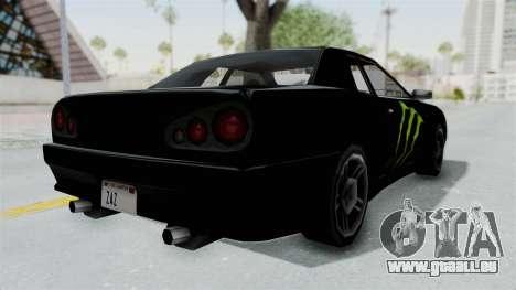 Monster Elegy für GTA San Andreas rechten Ansicht