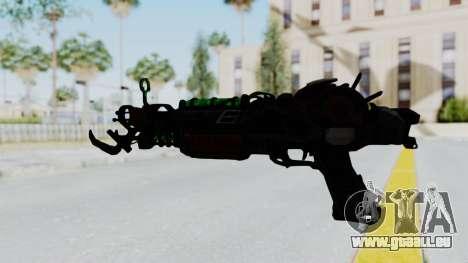 Ray Gun Mark II pour GTA San Andreas deuxième écran