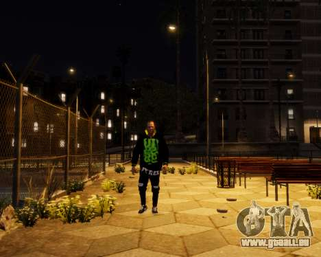 Extensive Cloth Pack for Niko 1.0 für GTA 4 elften Screenshot