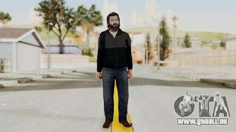 GTA 5 Michael v3 pour GTA San Andreas deuxième écran