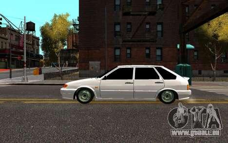 VAZ 2114 Brodyaga für GTA 4 linke Ansicht