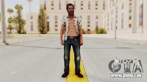 Far Cry 3 - Buck pour GTA San Andreas deuxième écran