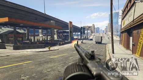 GTA 5 MG-42 septième capture d'écran