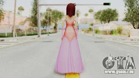 7th Princess Kairi für GTA San Andreas dritten Screenshot