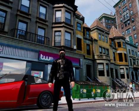 Extensive Cloth Pack for Niko 1.0 für GTA 4 Sekunden Bildschirm