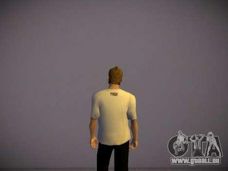 How are you T-Shirt pour GTA San Andreas deuxième écran