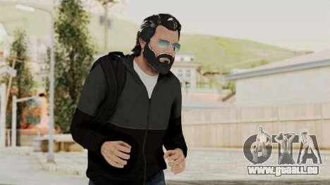 GTA 5 Michael v3 pour GTA San Andreas