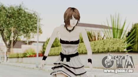 Fatal Frame 4 - Rukka White Dress für GTA San Andreas