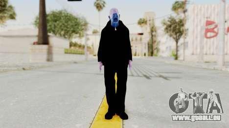 Electro pour GTA San Andreas deuxième écran