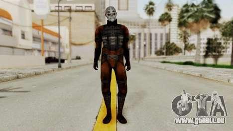 Mass Effect 2 Batarian für GTA San Andreas zweiten Screenshot