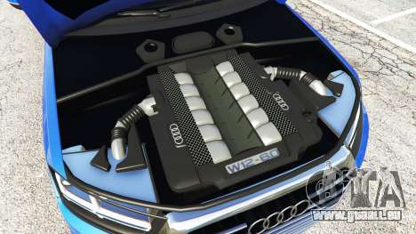 GTA 5 Audi Q7 2015 [rims1] avant droite vue de côté
