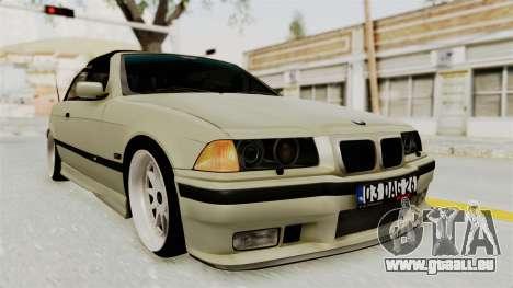 BMW 320CI E36 pour GTA San Andreas