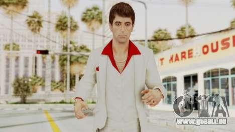 Scarface Tony Montana Suit v4 für GTA San Andreas