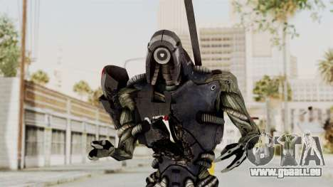 Mass Effect 2 Legion pour GTA San Andreas