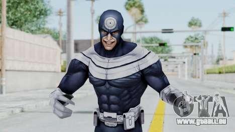 Marvel Future Fight - Bullseye für GTA San Andreas