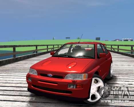 Ford Escort RS Cosworth für GTA 4