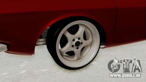 Dacia 1310 WNE pour GTA San Andreas vue arrière
