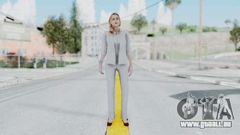 Resident Evil Revelations 2 - Alex Wesker pour GTA San Andreas deuxième écran