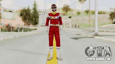Power Rangers In Space - Red für GTA San Andreas zweiten Screenshot