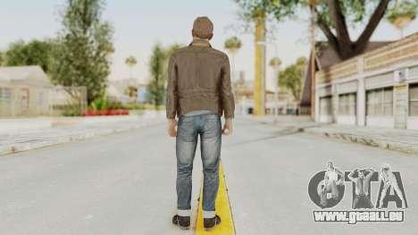 Jack Joyce pour GTA San Andreas troisième écran