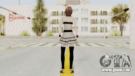 Fatal Frame 4 - Rukka White Dress für GTA San Andreas dritten Screenshot