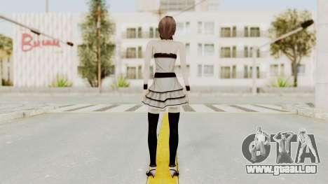 Fatal Frame 4 - Rukka White Dress pour GTA San Andreas troisième écran