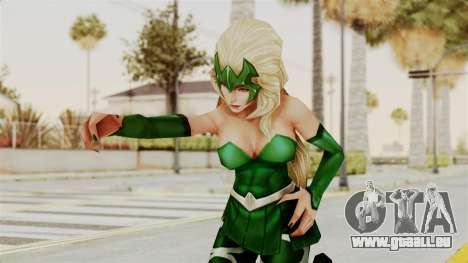 Marvel Future Fight - Enchantress für GTA San Andreas