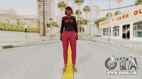 GTA 5 Hooker für GTA San Andreas zweiten Screenshot