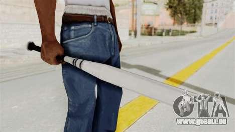 Metal Slug Weapon 3 pour GTA San Andreas deuxième écran
