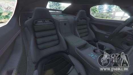 GTA 5 Devon GTX 2010 v0.1 droite vue latérale