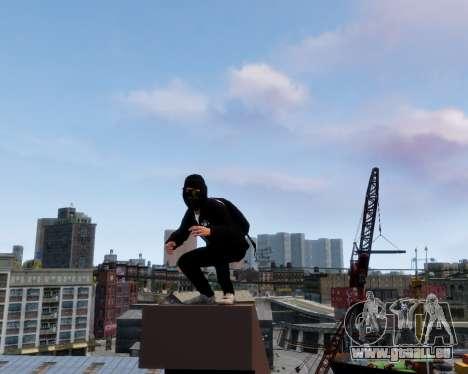 Extensive Cloth Pack for Niko 1.0 für GTA 4 dritte Screenshot