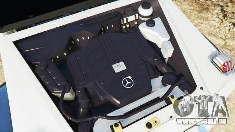 GTA 5 Mercedes-Benz G65 AMG 6x6 vorne rechts Seitenansicht