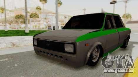 Fiat 128 De Picadas für GTA San Andreas