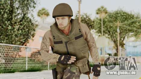 MGSV Phantom Pain RC Soldier Vest v1 für GTA San Andreas