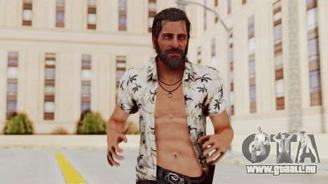 Far Cry 3 - Buck pour GTA San Andreas