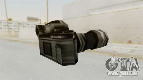 Metal Slug Weapon 6 pour GTA San Andreas deuxième écran