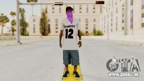 New Skin Bmyst 12 für GTA San Andreas zweiten Screenshot