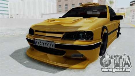 Peugeot Pars Full Sport für GTA San Andreas