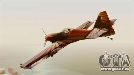 Zlin Z-50 LS für GTA San Andreas linke Ansicht