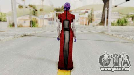 Mass Effect Council Tevos für GTA San Andreas dritten Screenshot