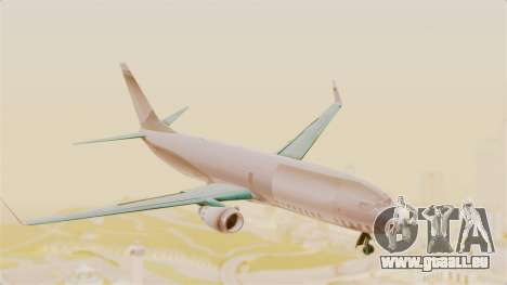 Boeing 737-3U3 Garuda Indonesia Retro pour GTA San Andreas
