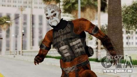 Mass Effect 2 Batarian für GTA San Andreas