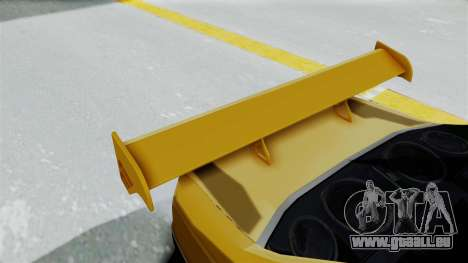 Peugeot Pars Full Sport für GTA San Andreas Seitenansicht